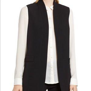 🍊Long Anne Klein Vest-Style Blazer